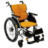 人気の ネクストコアNEXT-11Bは身長160cm前後の方にオススメの自走用車椅子です。