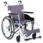 自走用車椅子 NEO-1+ ワンストップブレーキパッケージは施設にオススメ