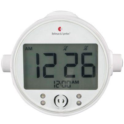 多機能デジタル式目覚まし時計 ベルマン アラームクロック プロ BE1370