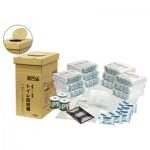地震や災害に備えて、防災備蓄用品の見直しを!