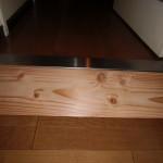 木製スロープを作りました