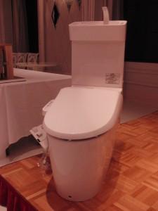新型トイレ・アラウーノV