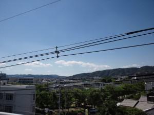 池田市の五月山