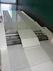 アベテック(株)製 車椅子車輪洗浄機WST-10