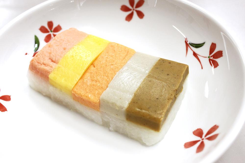 介護食・やわらかお寿司