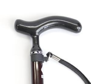 カーボン製の杖