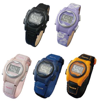 バイブライトMini VM 女性向け・子供向け振動式腕時計