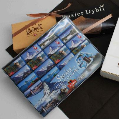 スイスチョコレート