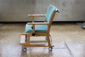 キタニジャパンのリビング用キャスター付き椅子