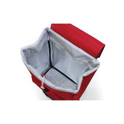 バッグの内側に保冷素材を採用