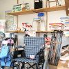 住宅改修:手すり取り付けの予定