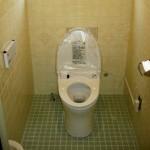 和式トイレから洋式トイレに取り換えるリフォーム