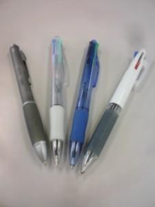三色ボールペン・四色ボールペン