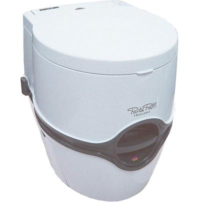 電動水洗式ポータブルトイレ ポルタポッティ