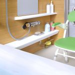 入浴介護用品のカビ対策