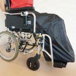 奄美が梅雨入り。雨の日に備えて、車椅子用のレインコートをご紹介!