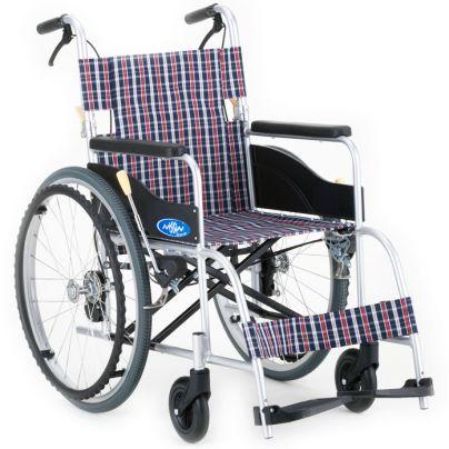 自走用車椅子 NEO-1+ ワンストップブレーキパッケージ