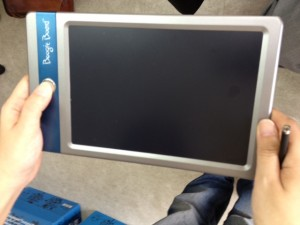 電子メモブギーボード
