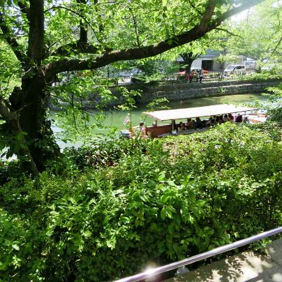 5月の岡崎は新緑がきれいな季節でした