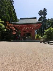 比叡山・延暦寺の鐘