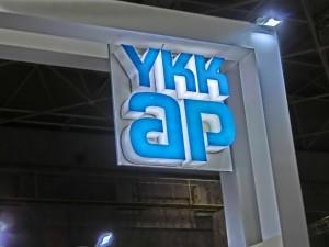 YKK apさんの展示スペース