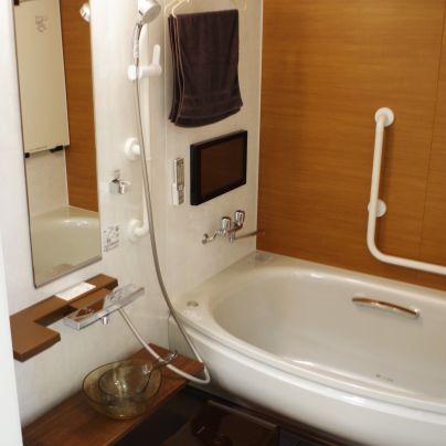 TOTOのマンション用ユニットバス