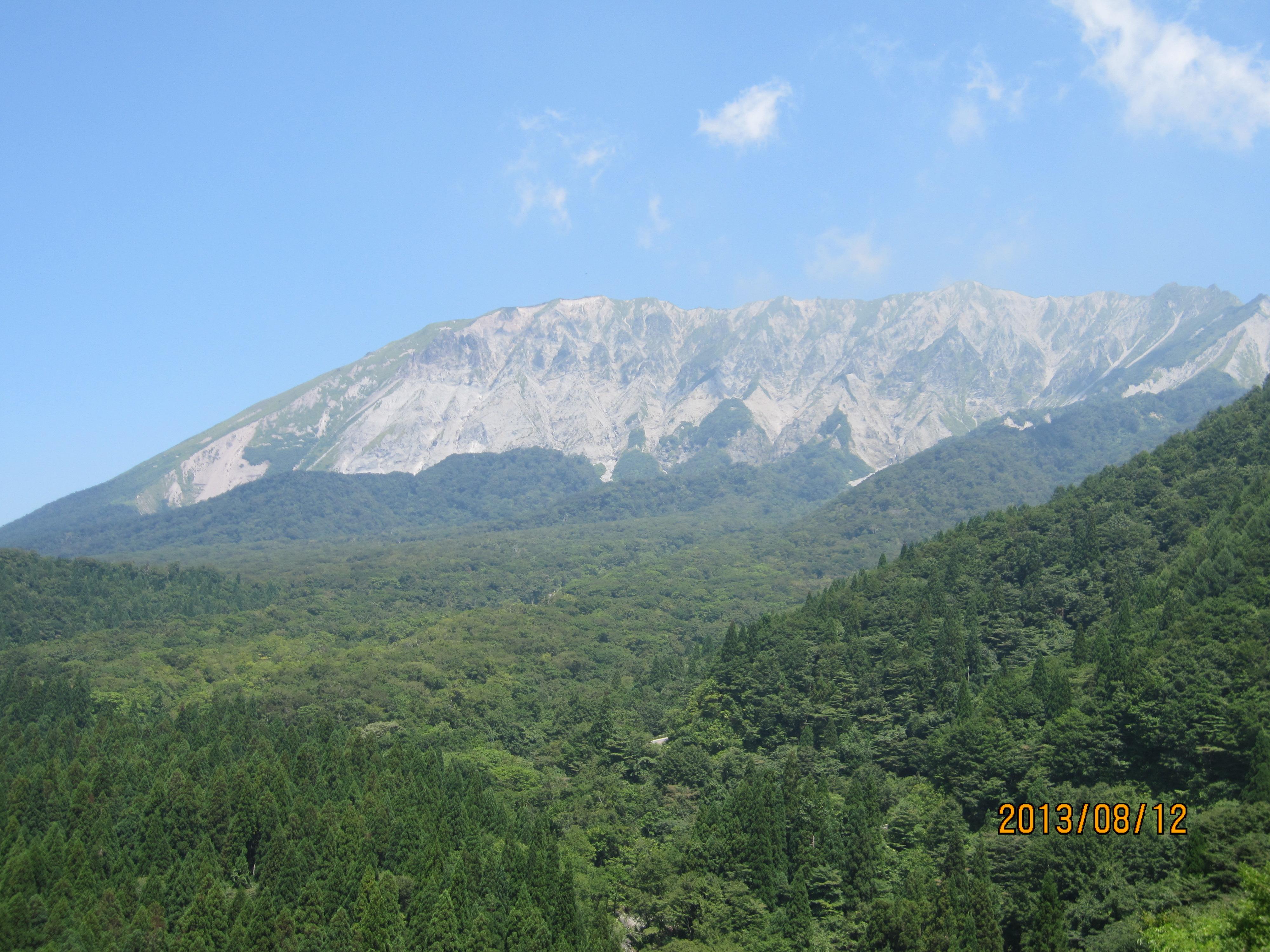 大山に行ってきました