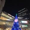 街はクリスマスモードです*