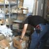 本日は棚卸です。リフォーム用品や介護用品の在庫チェック!