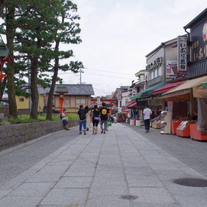 伏見稲荷大社の参道
