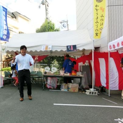 TOTOリモデル夏祭り、盛況の内に幕!