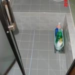 シャワーキャリーを使うためにお風呂の段差を解消