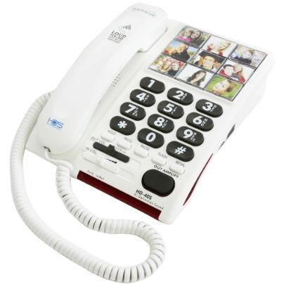 声を大きくする電話機 スピーチプラス HD40S