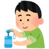 インフルエンザ・ノロウイルス対策にオススメの次亜塩素酸水