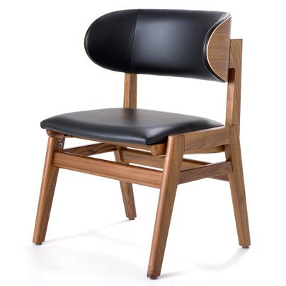 支える椅子